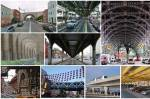 The High Line Upside Down: Parks UnderOverpasses