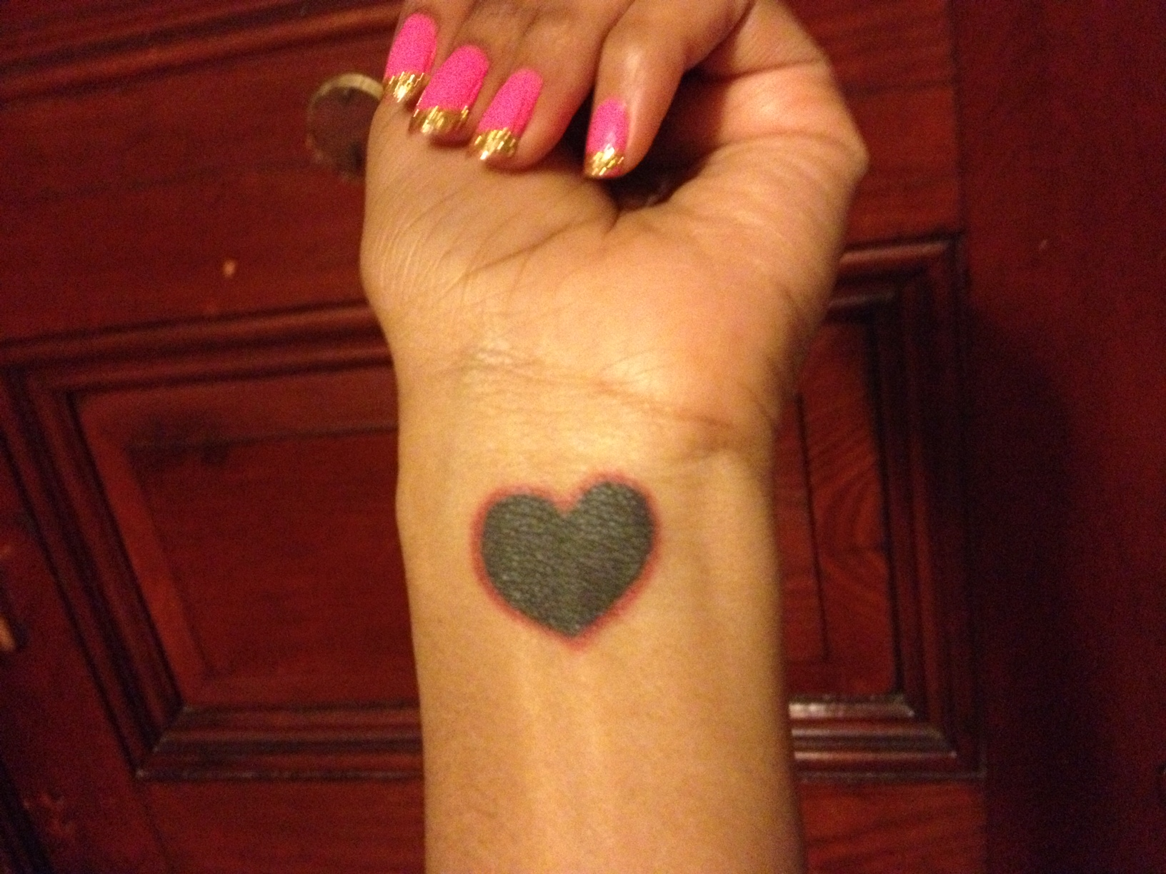 Cute Cover Up Wrist Tattoos: Weekend Brunch Reading: Exes And Tattoos