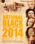 Three Things I Learned at the National Black Writers Conference