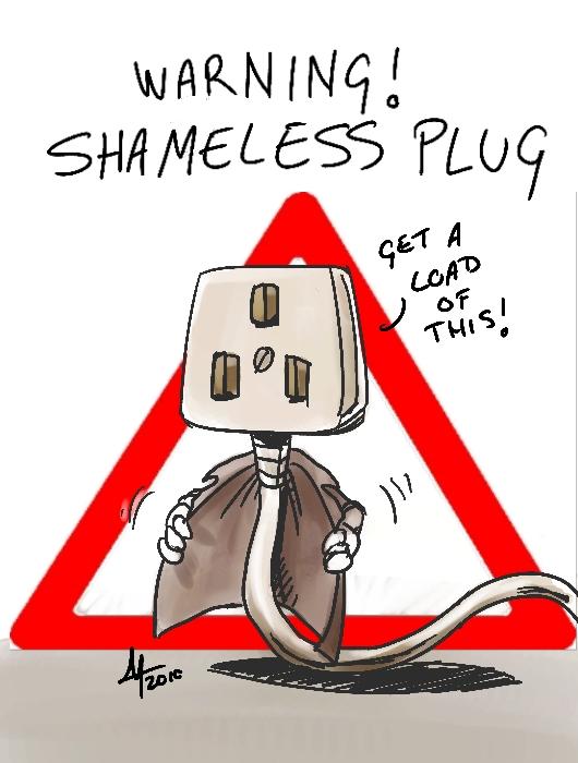 A slightly smaller Mess - Page 6 Shamelessplug
